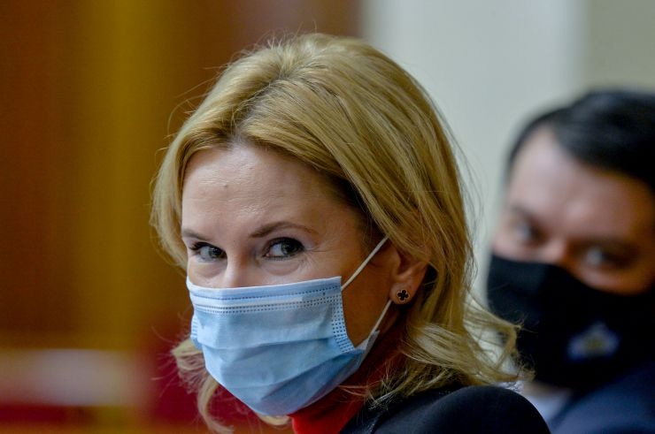 Пленарное заседание Верховной Рады Украины 2 декабря.
