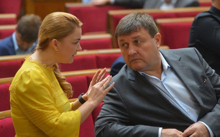 Пленарное заседание Верховной Рады Украины 10 сентября