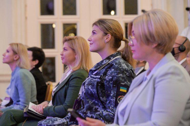 V Украинский Женский Конгресс «Лидерство женщин как ценность», Киев.