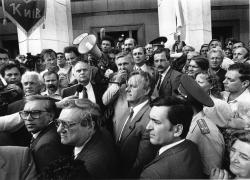 Мітинги. Серпень-вересень 1991 року.
