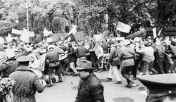 Мітинги. 1992 рік.