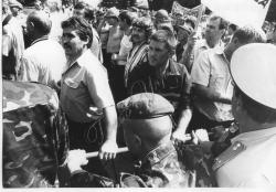 Мітинги. 1999 рік. VII-XII