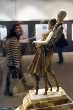 У столичному Українському домі відкрився Великий скульптурний салон.