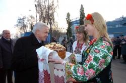 Голова Верховної Ради України Володимир Литвин 7-10 грудня відвідав з робочою поїздкою Західну Україну.