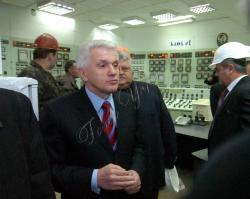 Голова Верховної Ради України Володимир Литвин 7-10 грудня відвідав з робочою поїздкою Західну Україну. Івано-Франківська область.