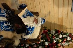 У Києві, у парку Т. Шевченка відбулося урочисте відкриття будиночка Святого Миколая.