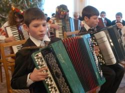 Біла Церква Київської області. Дитячий будинок «Материнка» відзначає 10-річний ювілей.