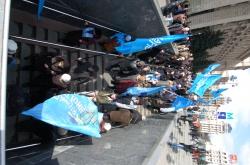 На Майдані Незалежності в Києві відбулася акція «Скажи кризі - стоп».