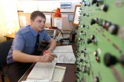 Церемонія передачі Координатором проектів ОБСЄ в Україні Послом  Любомиром Копаєм Центральній виборчій комісії 971 комп'ютера.