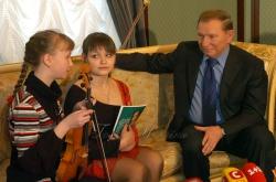 У Президентському фонді Леоніда Кучми «Україна» відбудеться урочисте відкриття виставки дитячої іграшки «Мужність і талант».