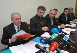 У Національній спілці журналістів України відбулася прес-конференція «Кому і навіщо знадобилося лишати киян усіх 27-ми столичних пляжів».
