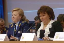 Розширене засідання колегії Генеральної прокуратури України щодо стану додержання законодавства про охорону здоров'я та прокурорський нагляд з цього питання.