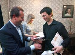 У приміщенні Музею Лесі Українки відбувся фінальний тур п'ятого поетичного конкурсу «Надія».
