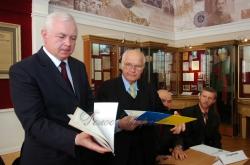 11 листів голови Директорії УНР і головного отамана Армії УНР Симона Петлюри, написаних ним власноручно в еміграції  1922 року.