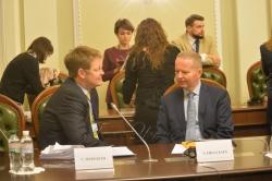 VI сесія ПА ЄВРОНЕСТ у ВР. Засідання Робочої групи з питань Угоди про асоціацію