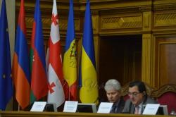 У Верховній Раді проходить пленарне засідання VI сесії Парламентської асамблеї ЄВРОНЕСТ