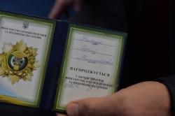 Урочистості з нагоди Дня працівників сільського господарства та 100-річчя заснування Міністерства аграрної політики та продовольства України.
