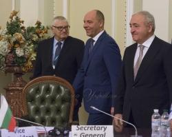 Голова Верховної Ради України Андрій Парубій взяв участь у засіданні Бюро Асамблеї ПАЧЕС.