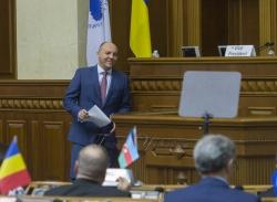 Заключне слово Голови Верховної Ради України Андрія Парубія під час офіційного закриття Пленарного засідання Генеральної Асамблеї ПАЧЕС  у ВР.