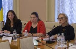 Круглий стіл у ВР з проблемних аспектів забезпечення виконання Україною норм міжнародного гуманітарного права.