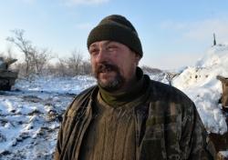 Донецька область, зона АТО, 54 бригада.