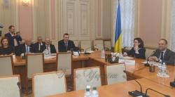 Засідання Комітету з питань державного будівництва, регіональної політики та місцевого самоврядування.