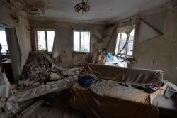 18 грудня о 17 годині обстріляли селище Новолуганське.
