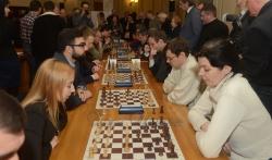 У ВР відбулося офіційне відкриття шахового турніру, присвяченого пам'яті В. Чорновола.