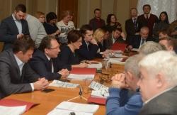 Засідання Комітету ВР з питань податкової та митної політики.