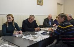 Голова Партії промисловців і підприємців України Анатолій Кінах у редакції «Голосу України».