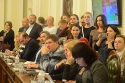 Круглий стіл на тему: «Рік закону про експортно-кредитне агентство. Чому гальмують український експорт?».