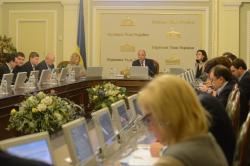Засідання Погоджувальної ради у Верховній Раді України.