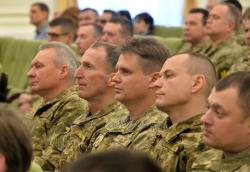 У Міністерстві оборони України та Генеральному штабі Збройних Сил України вшанували пам'ять військових журналістів, які загинули під час виконання професійних обов'язків.