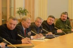 Зустріч представників депутатської фракції Політичної партії