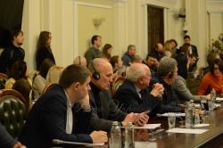 Комітет Верховної Ради України з питань паливно-енергетичного комплексу, ядерної політики та ядерної безпеки провів «круглий стіл» на тему: «Співпраця у трикутнику Парламент-Уряд-НАК «Нафтогаз».
