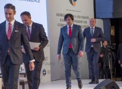 Візит Голови Верховної Ради України Андрія Парубія до Республіки Молдова для участі у Міжпарламентській конференції. Участь Голови Верховної Ради України А.В. Парубія у відкритті Міжпарламентської конференції