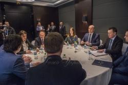 Візит Голови Верховної Ради України Андрія Парубія до Республіки Молдова для участі у Міжпарламентській конференції