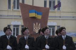 Голова Верховної Ради України Андрій Парубій взяв участь в урочистих заходах з нагоди Дня українського добровольця.