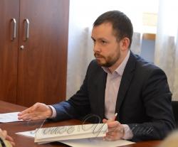 Особистий прийом громадян народними депутатами України – членами депутатської фракції Політичної партії «Народний фронт».