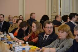 Національний «круглий стіл» у ВР на тему: «Правове регулювання психологічної допомоги в Україні: стратегія європейської та загальносвітової інтеграції».
