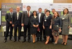Голова Верховної Ради України Андрій Парубій взяв участь в 11-му Київському Безпековому Форумі.