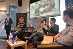 У столиці Естонії Таллінні відбувся семінар «Журналістика у військовий час».