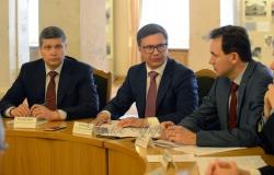 Під час засідання комітету на якому зокрема був розглянутий Проект Закону про внесення змін до деяких законодавчих актів України щодо сприяння залученню іноземних інвестицій.