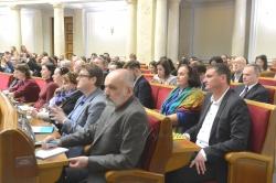 Парламентські слухання на тему: «Стан, проблеми та перспективи охорони культурної спадщини в Україні».