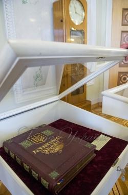 У Верховній Раді України відбулися заходи до 100-ліття Конституції Української Народної Республіки.