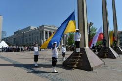 Голова Верховної Ради України Андрій Парубій здійснив візит до Литовської Республіки для участі в урочистих заходах з нагоди відзначення 227-ї річниці підписання Конституції.