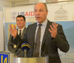 У Верховній Раді України за участі Голови ВР Андрія Парубія відкрито Інформаційний ярмарок – 2018.
