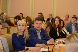 Провели круглий стіл на тему «Влада і суспільство: інформування проти маніпулювання».