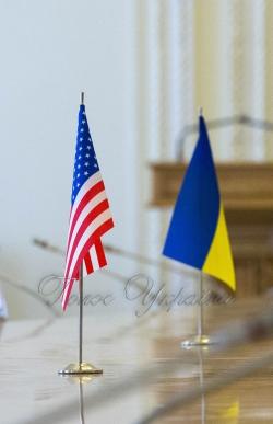 Голова Верховної Ради України Андрій Парубій провів зустріч зі Спеціальном представником Державного департаменту США у питаннях України Куртом Волкером.