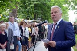 НУБіП України відсвяткував своє 120-річчя.